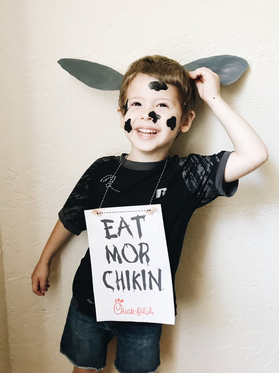 graphic about Printable Chick Fil a Cow Costume identify Chick-fil-A, Inc. upon Twitter: \