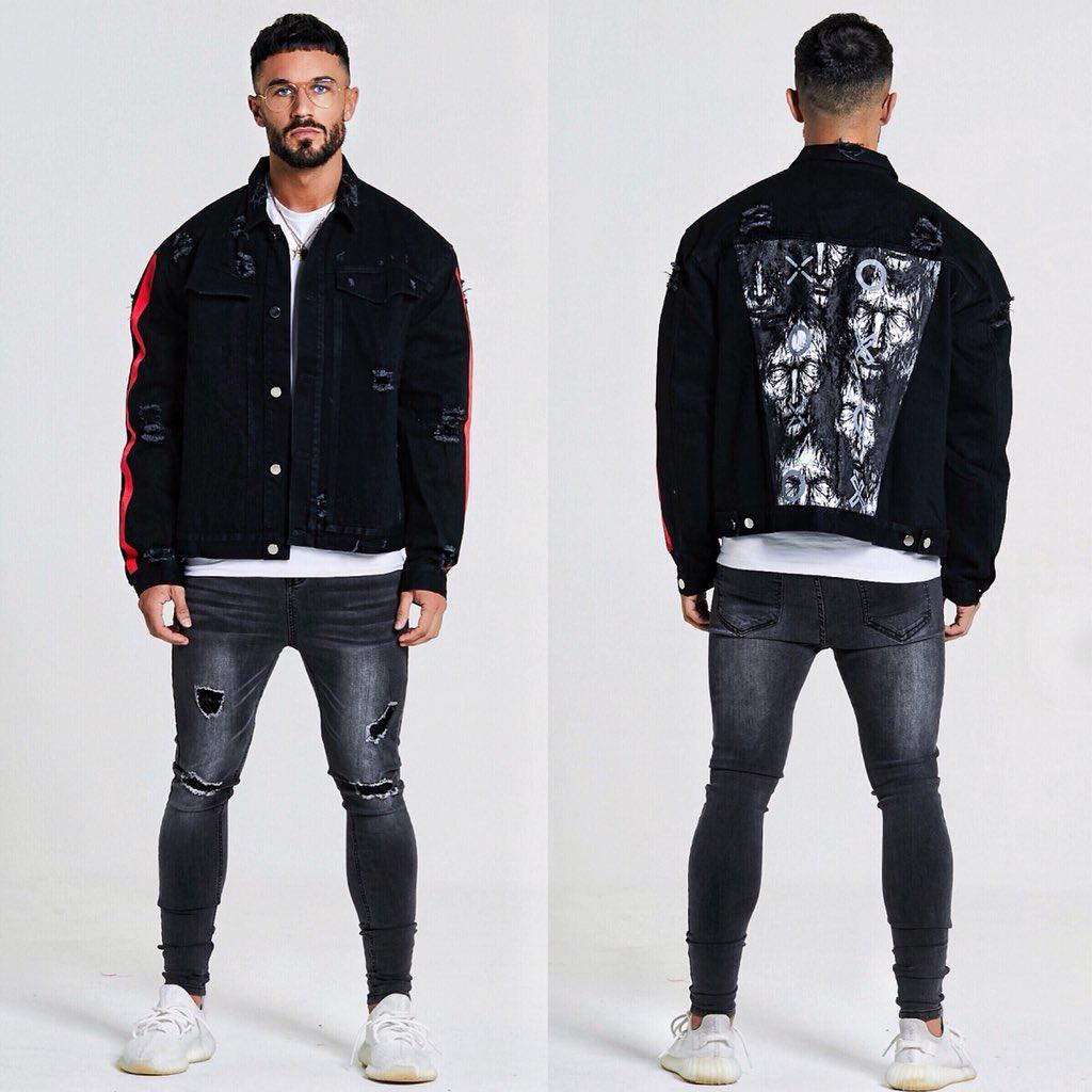 Beauxnarrow Menswear On Twitter The Artsy Black Oversized