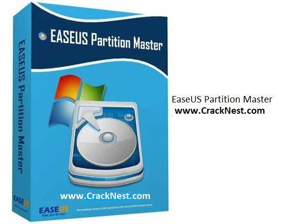 easeus partition key