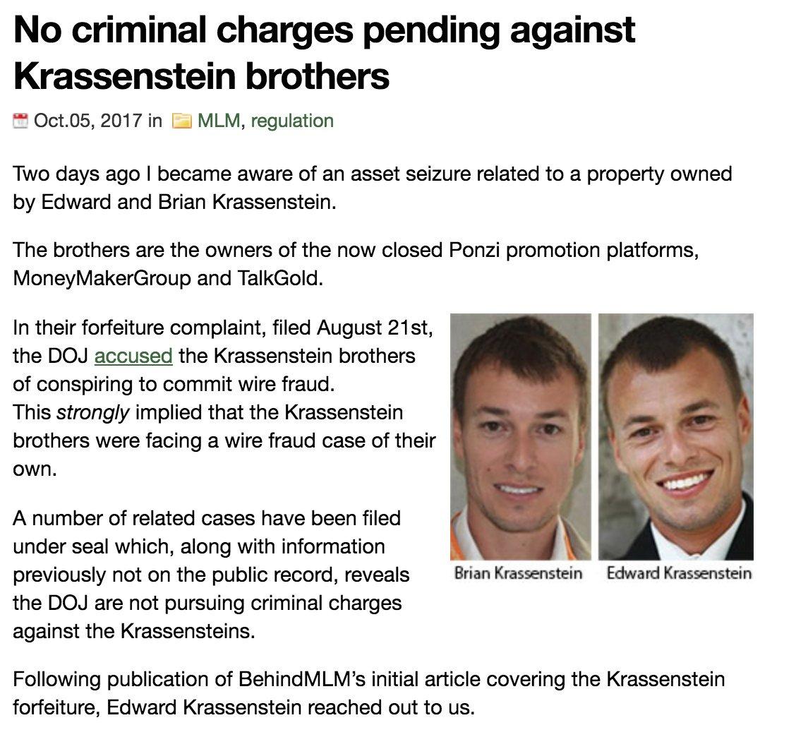Image result for ponzi bros