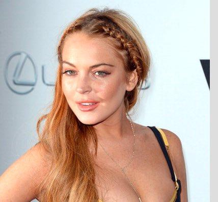 Happy Birthday to Lindsay Lohan, she turns 32 today
