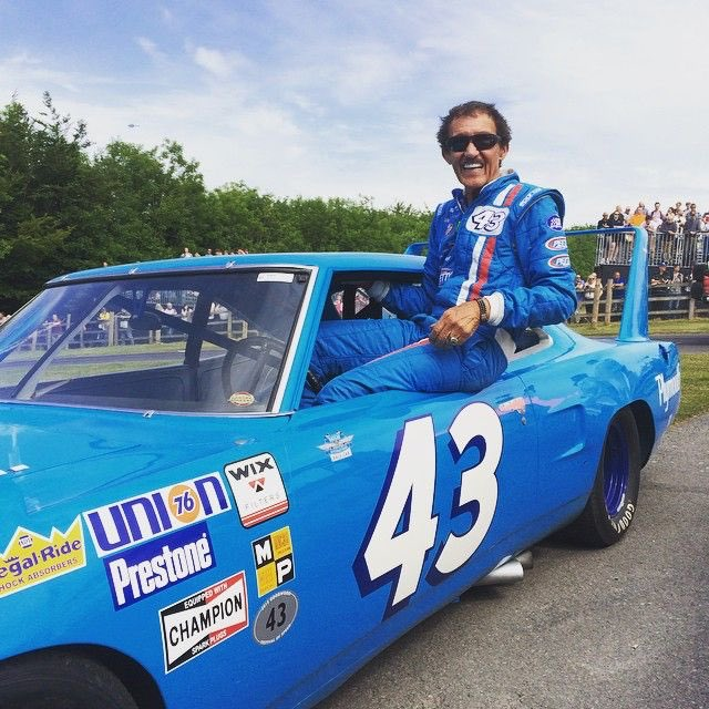 Happy birthday to The Real King. King Richard Petty