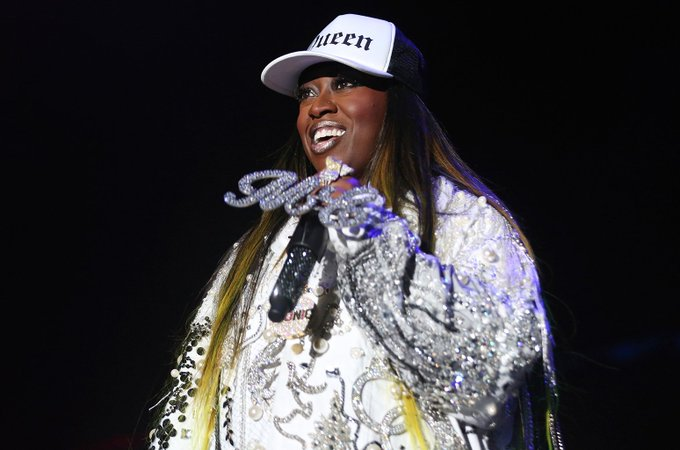 Lil\ Kim & more send happy birthday wishes to Missy Elliott on message