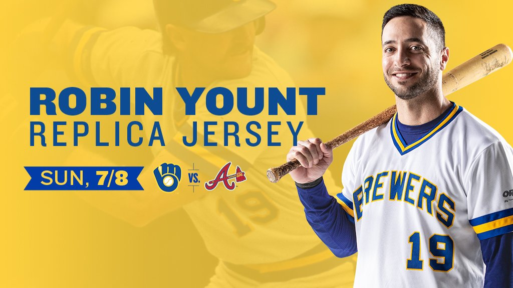 c229c76b5 From wall flags and $1 hot dogs to Cerveceros Day and Yount jerseys, this  homestand is jam-packed with fun for everyone: ...