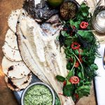 There's no plaice like temper! 🐟 Perfect summer dish finished with; coriander, mint, dill and fresh chilli salad, roasted lime and chermoula. #plaice #fish #summerdinner #dinner #tempersoho #londonrestaurants