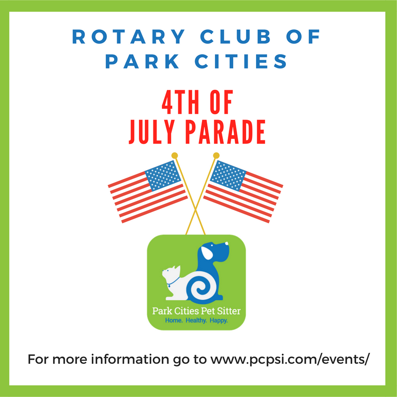 A decades-long tradition, the parade, winds through the streets of Highland Park and University Park. The parade begins at 9 a.m.  And that is where we hope to see you!   #dallasevents #dallasparade #4thofJuly #wednesday #familyfriendlydallas