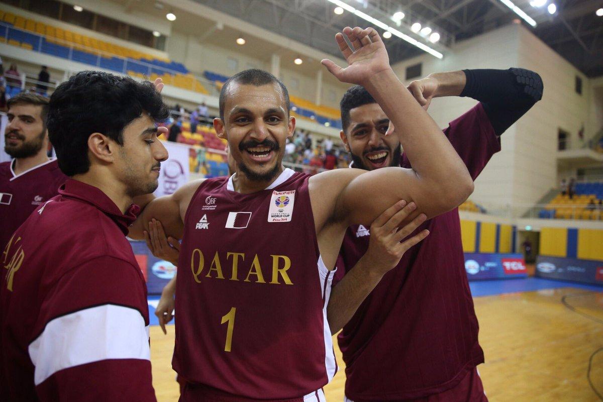 المنتخب القطري يفوز على نظيره العراقي بتصفيات مونديال كرة السلة