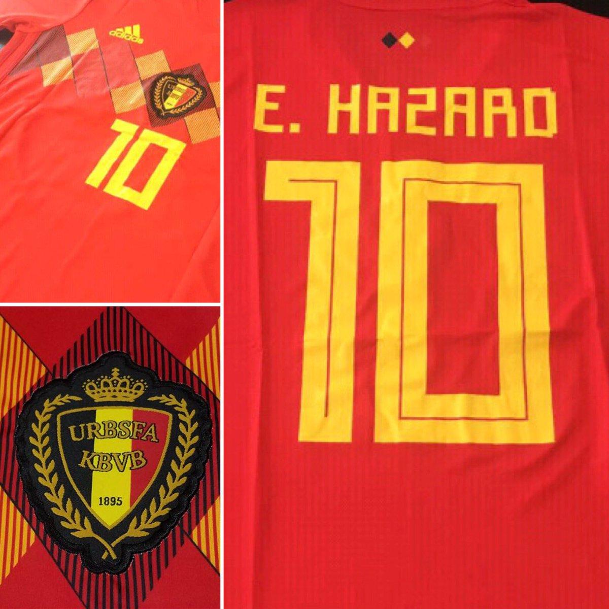 Sigue a @tdmas_cr dale RT a la imagen y participa por la camisa de Hazard. Sorteo esta noche