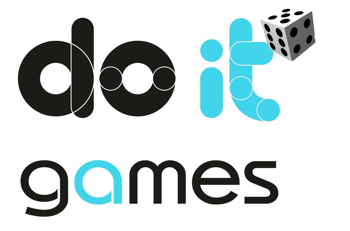 """doit games na Twitterze: """"Nos estrenamos como nueva editorial ..."""