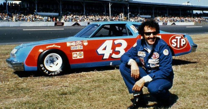 Happy 81st birthday to the The King, Richard Petty!