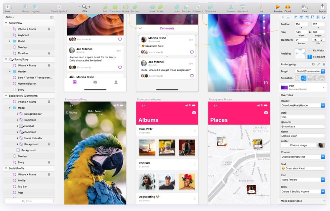 Ux Links On Twitter The 10 Best Photoshop Alternatives For Mac 2018 Https T Co G825zni0rr Ux Ui Creative Uxdesign Uidesign Sketch Photoshop Adobe Productdesign Webdesign Https T Co Qqimt0qf0m