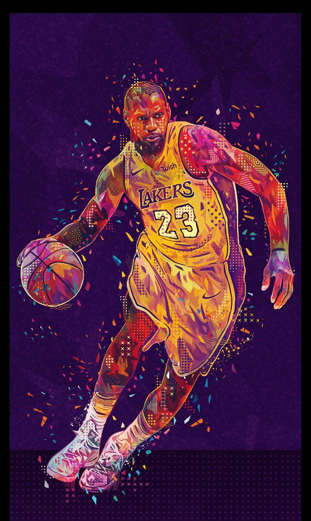 Newly-signed Laker LeBron James on today's Sports coverpic.twitter.com/Z8tQYRCrVp