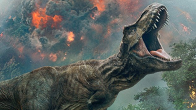 Win a @fandango gift card with a #JurassicWorld #FallenKingdom theme; here's how: https://t.co/GXkEbxDTer