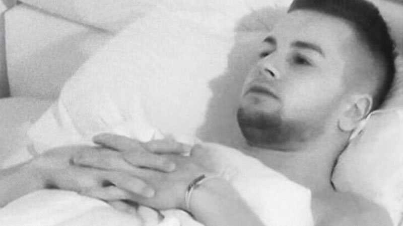 Us tonight thinking about Georgia and if she's ok 💔 #LoveIsland