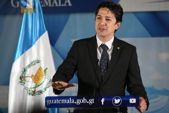 Resultado de imagen para ministro de finanzas guatemala agn