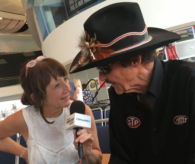 Happy Birthday King Richard Petty..He has seen it all..raced it all and still one of a kind cool. Happy Bday King.