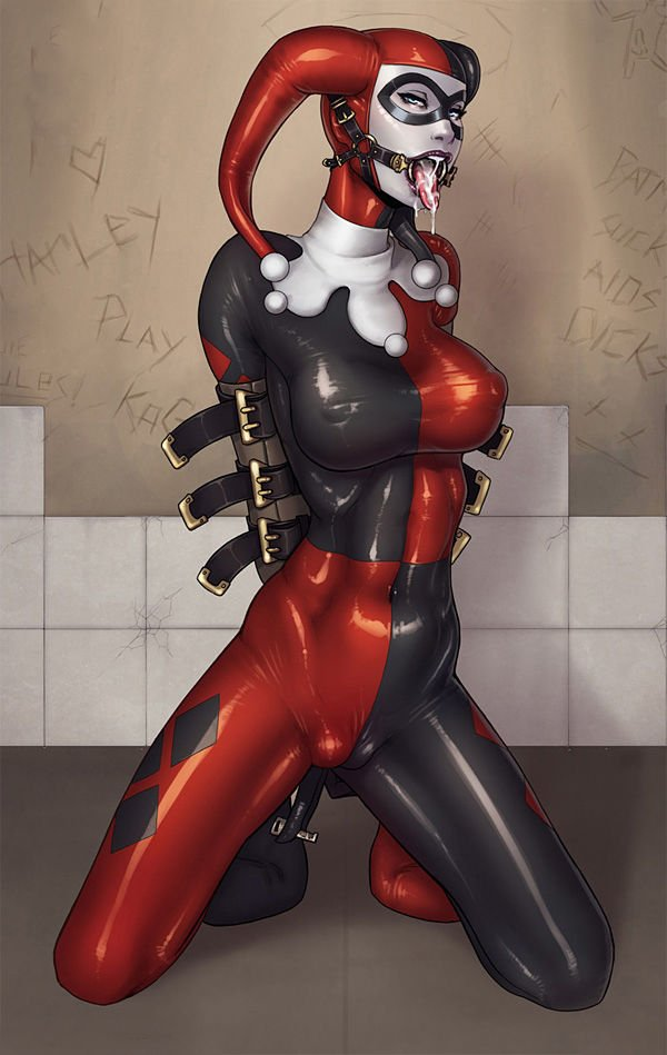 Harley quinn hentai great pic