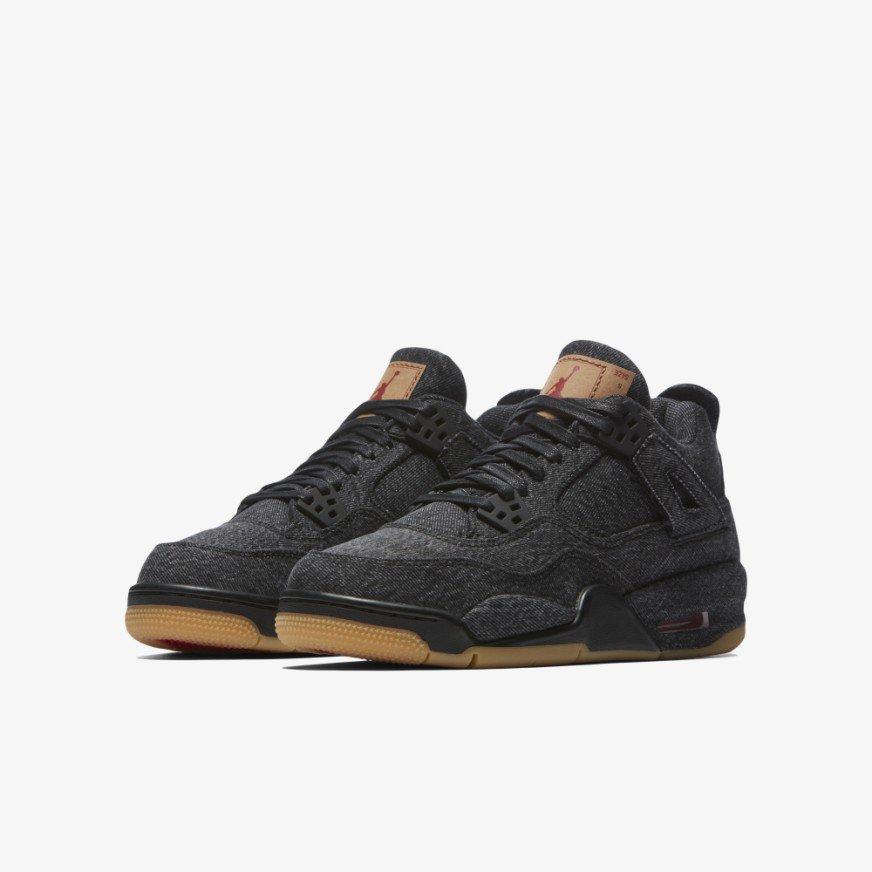 quality design aabdc 659fe  発売情報   releasedate Air Jordan 4 LEVI S® GS Drop Korea 9 July. Retail Price  is 239,000 won via Nike  airjordan  jordan4  jumpman23  levisjordan ...