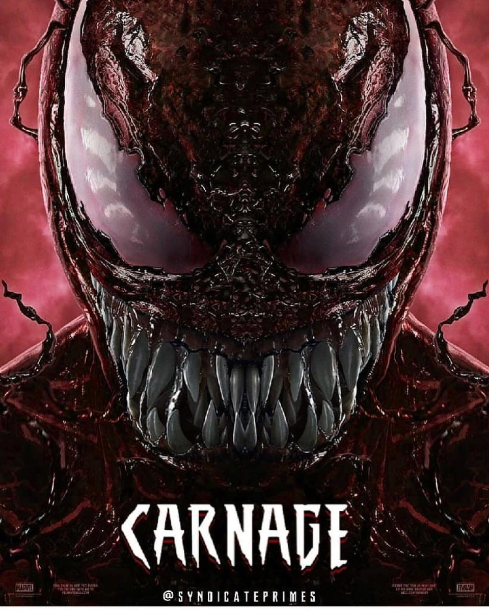 Ign On Twitter Would You Want To See Carnage Get His Own Movie Too