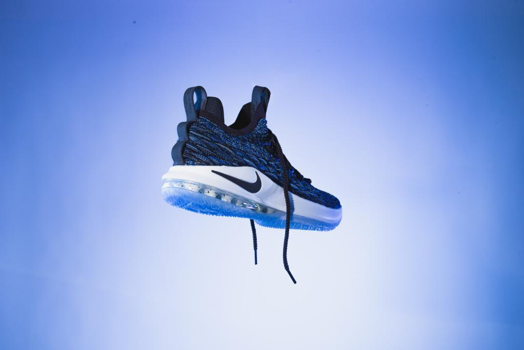 on sale 28cfc 741fb ... czech nike lebron 15 low signal blue available now in ddfb7 c5677