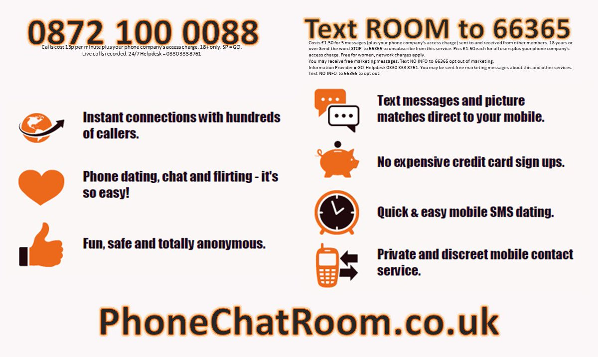 phonechatroom hashtag on Twitter