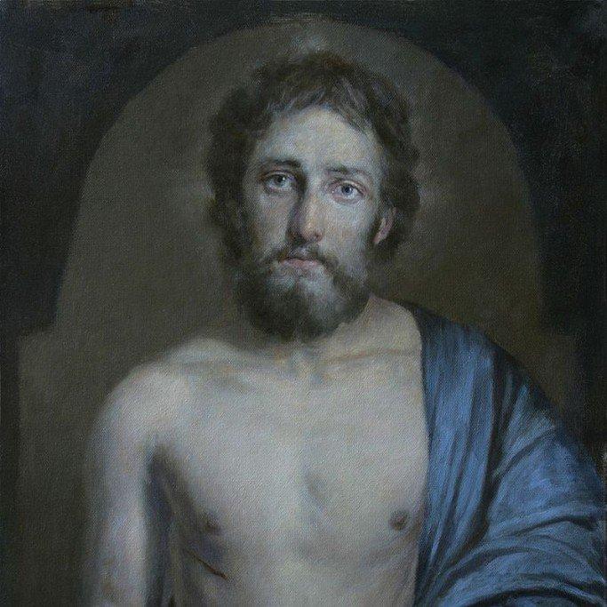 Day 3 | 31 Days of St Ignatius -  #31daysofstignatius #prayer #ignatianprayer #prayingwithart #art #russianart