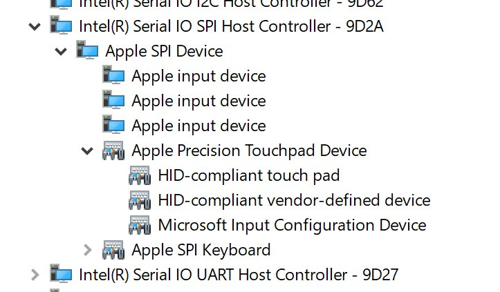 Hid Compliant Touch Pad