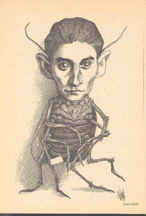 Hoy, en el aniversario del nacimiento de Kafka, todos deberíamos leer La metamorfosis.