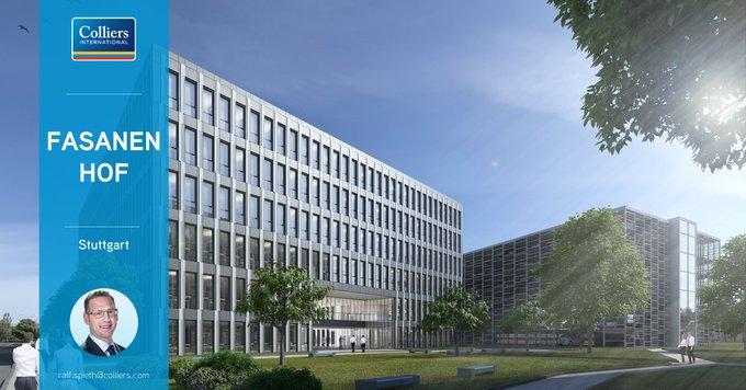 Objekt der Woche: #Stuttgart<br><br>Der Campus Fasanenhof bietet insgesamt knapp 14.000 m² flexibel teilbare #Büro-Fläche mit idealer Infrastruktur im Stuttgarter Süden. Die Anmietung erfolgt für den Mieter provisionsfrei. Jetzt Flächen sichern und mitgestalten!  t.co/pQnPyG9zJ5