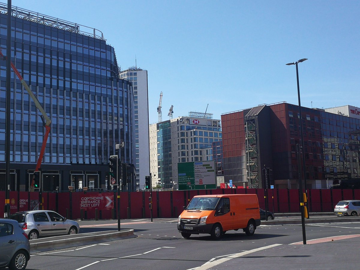Mixed-use City Development | Arena Central, Birmingham