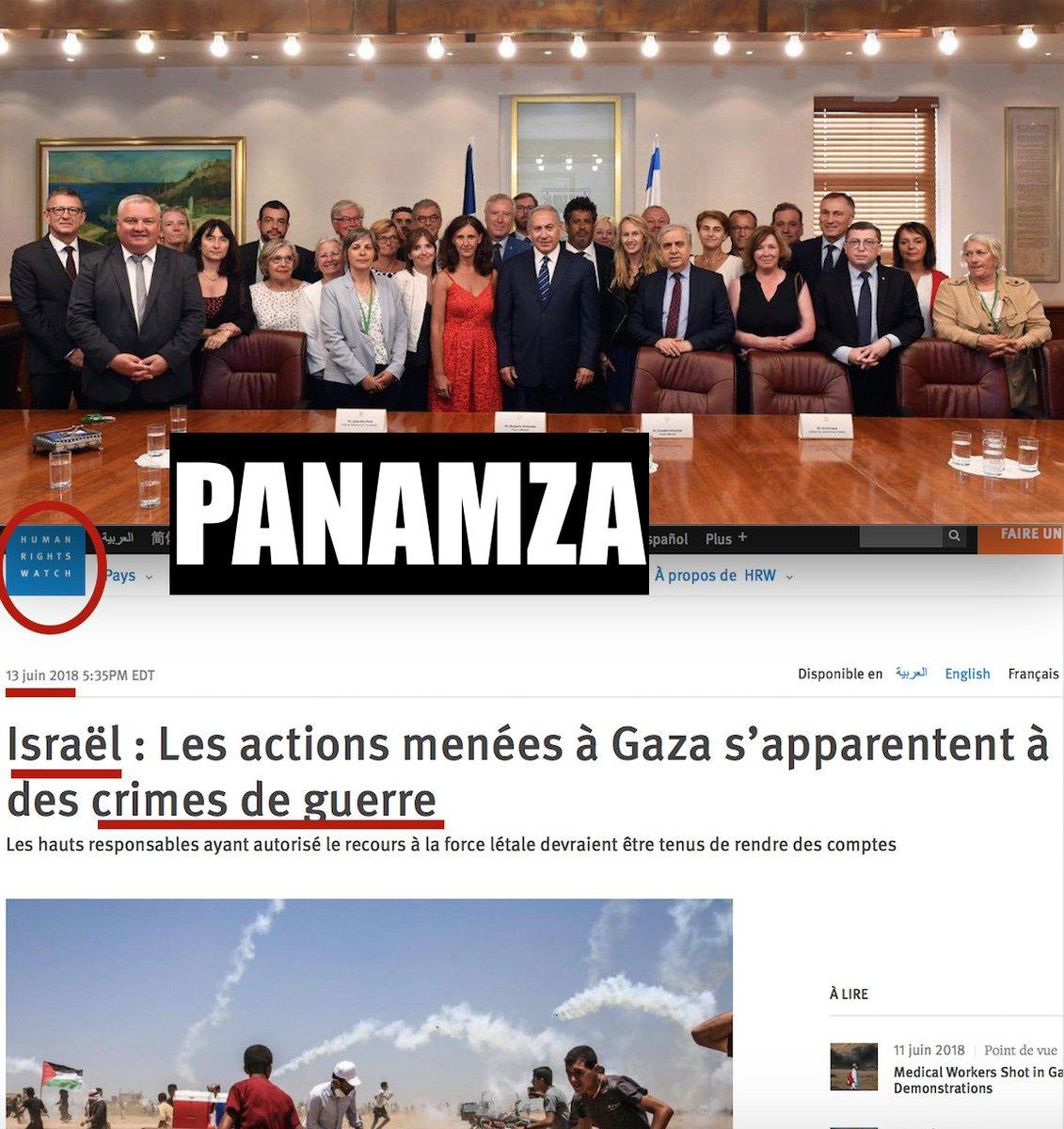 Abject : voici les parlementaires qui ont salué le criminel de guerre Netanyahou
