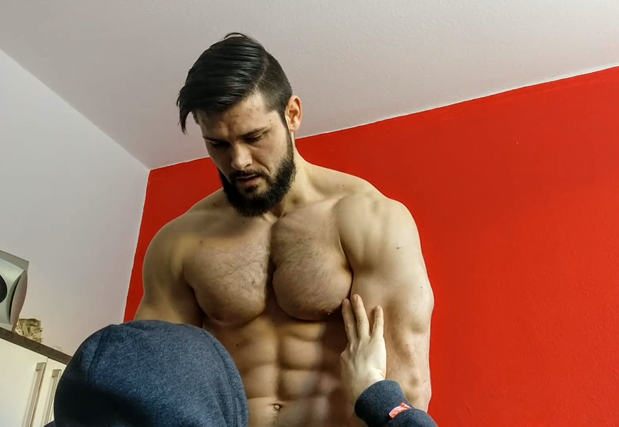 Addicted 2 Muscle on Twitter: Worship the ULTIMATE #Alpha