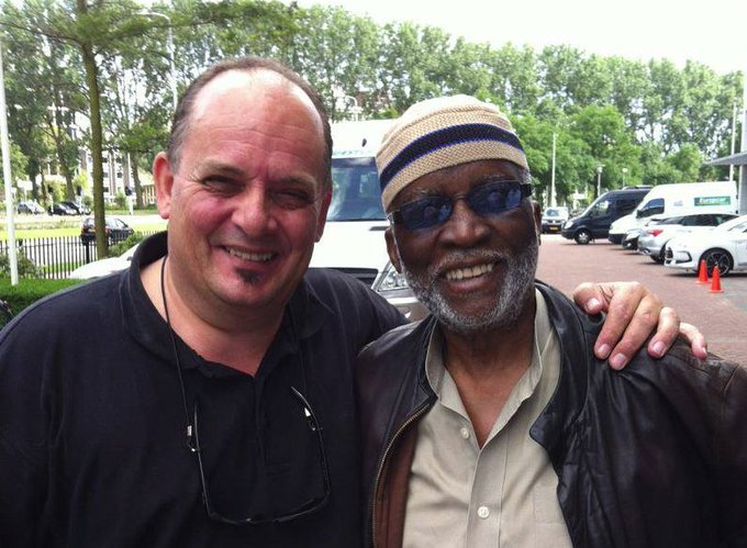 Happy birthday to the great Ahmad Jamal!