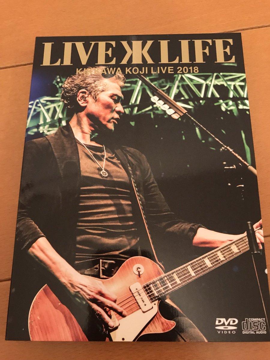 KIKKAWA KOJI LIVE 2018 Live is Lifeに関する画像6