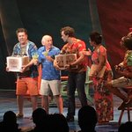 Image for the Tweet beginning: Escape to Margaritaville ends run