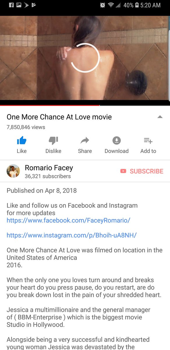 one more chance at love movie download