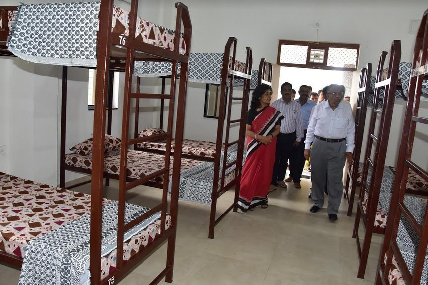 Dormitory facility of Shri Somnath Trust opens; Rs 90/night tariff