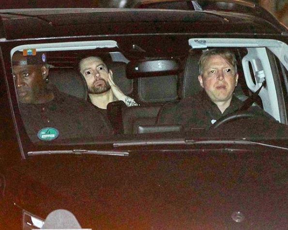 Eminem back on the drugs