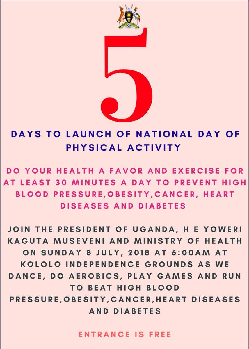 Ministry of Health- Uganda on Twitter: