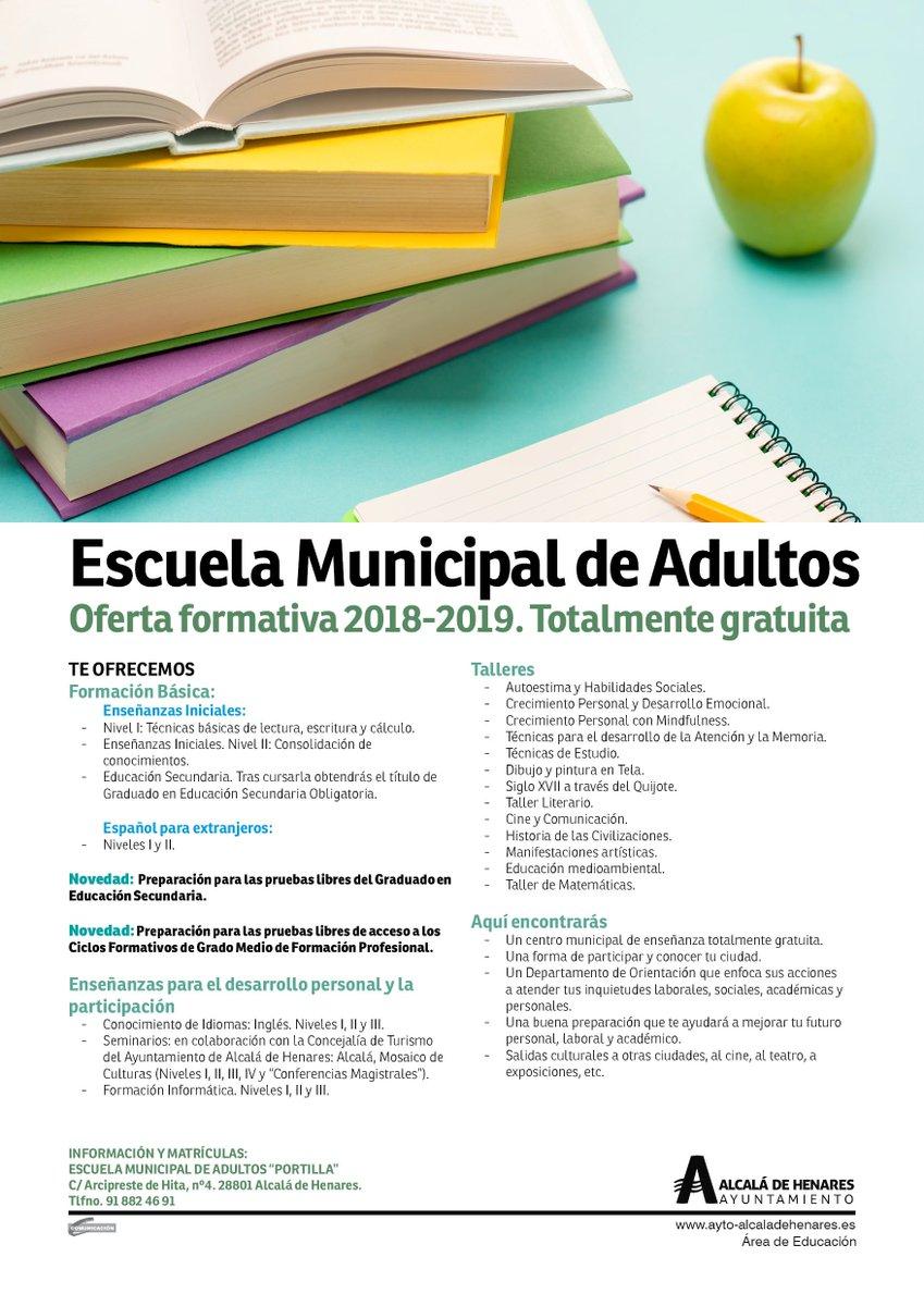 Ayuntamiento De Alcalá De Henares On Twitter La