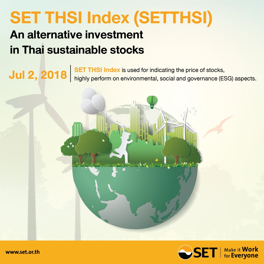 SET Thailand on Twitter: