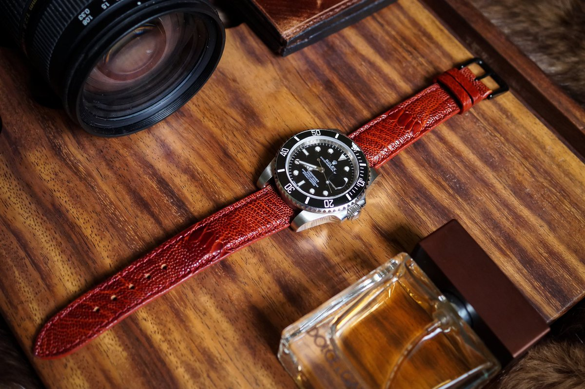 b7c890cff ... Leather Handmade Watch Strap Watch Band for 20mm Lug Watches Men/Women Watch  Band Straps for men/women https://etsy.me/2MJNdyr #accessories #watch ...