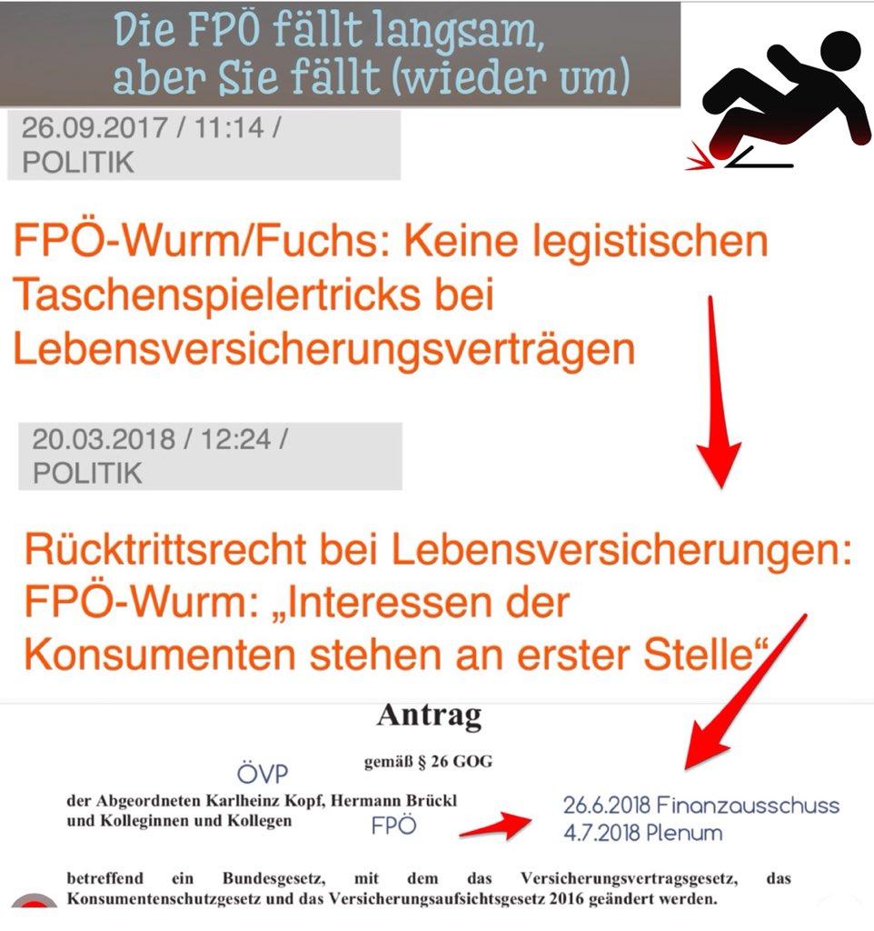 Peter Kolba On Twitter Morgen Werden Ovp Und Fpo Vielleicht Mit
