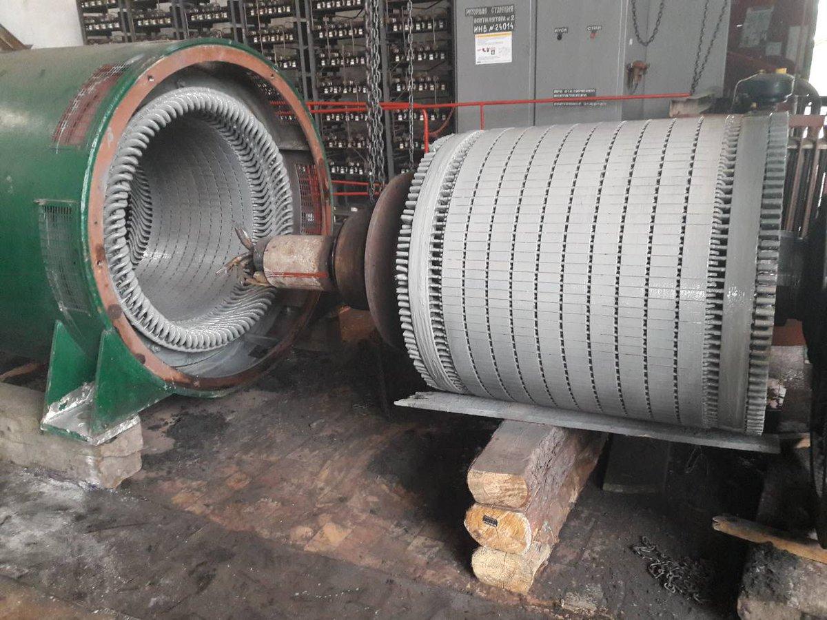 асинхронный электродвигатель с фазным ротором фото наш веб
