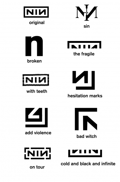 The Nii Hotline On Twitter Logo Tuesday Is That A Thing No Anyway Here S Some Nin Logos Compiled By Stockavuryah On Ets Foundonets Https T Co Eqbrgjz8wo Https T Co Zsfgxydcl7