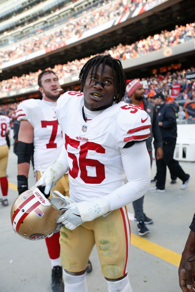 NFL suspends Reuben Foster for first 2 games of the season https://t.co/u0zLQrPLgh