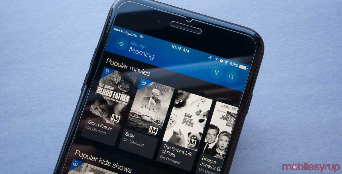 Bell tv app | mobile apps | bell canada.