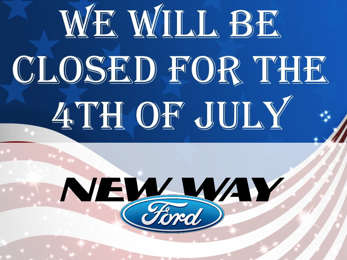 New Way Ford >> New Way Ford On Twitter New Way Ford Will Be Closed