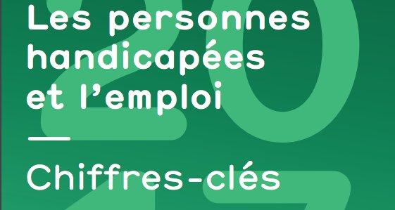 L'Agefiph et le @FIPHFP publient « Les personnes handicapées et l'emploi, Chiffres-clés », les dernières données chiffrées relatives à l'#emploi des personnes handicapées dans les secteurs public et privé. 🔎 https://t.co/Vt8vGvuPFC https://t.co/ldbbk8pbu2