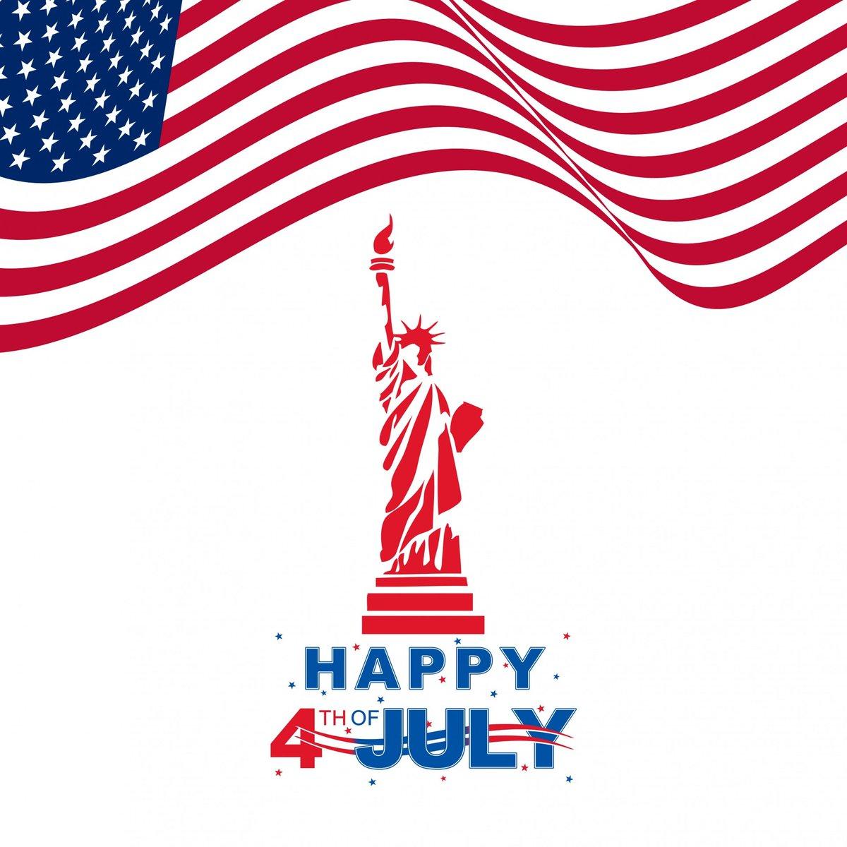 Поздравления с 4 июля